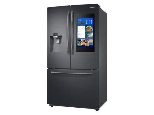 24 cu. ft. Capacity 3 -Door French Door Refrigerator with Family Hub (2017)