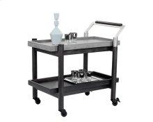 Rovira Bar Cart - Black