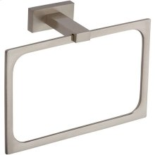 Axel Bath Towel Ring - Brushed Nickel