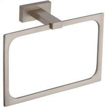 Axel Bath Towel Ring - Brushed Nickel