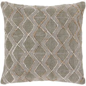 """Peya PEY-003 20"""" x 20"""" Pillow Shell with Polyester Insert"""