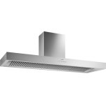 400 series wall hood AW 442 760 Stainless Steel Width 63 ''(160cm) Air extraction / recirculation