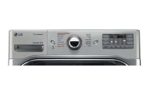 9.0 cu. ft. Mega Capacity Gas Dryer w/ Steam Technology