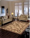 VALLENCIERRE VA01 BGE RECTANGLE RUG 5'3'' x 8'3''