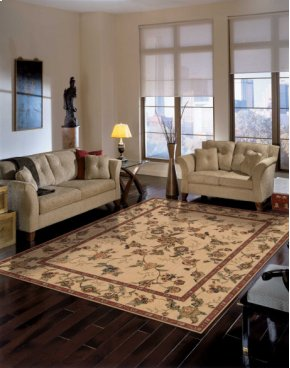 VALLENCIERRE VA01 BGE RECTANGLE RUG 2' x 3'
