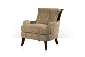 Laria Upholstered Chair - Welt Trim