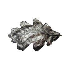 Oak Leaf - Antique Pewter