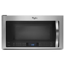 1.9 cu. ft. Microwave Hood Combination with TimeSavor Plus True Convection