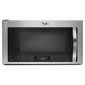 Whirlpool1.9 cu. ft. Microwave Hood Combination with TimeSavor Plus True Convection