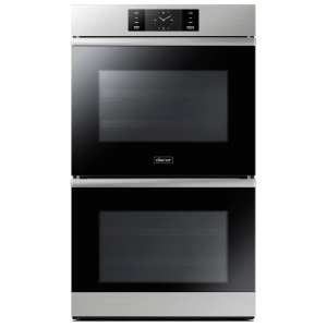 "Dacor30"" Steam-Assisted Double Wall Oven, Silver Stainless Steel"