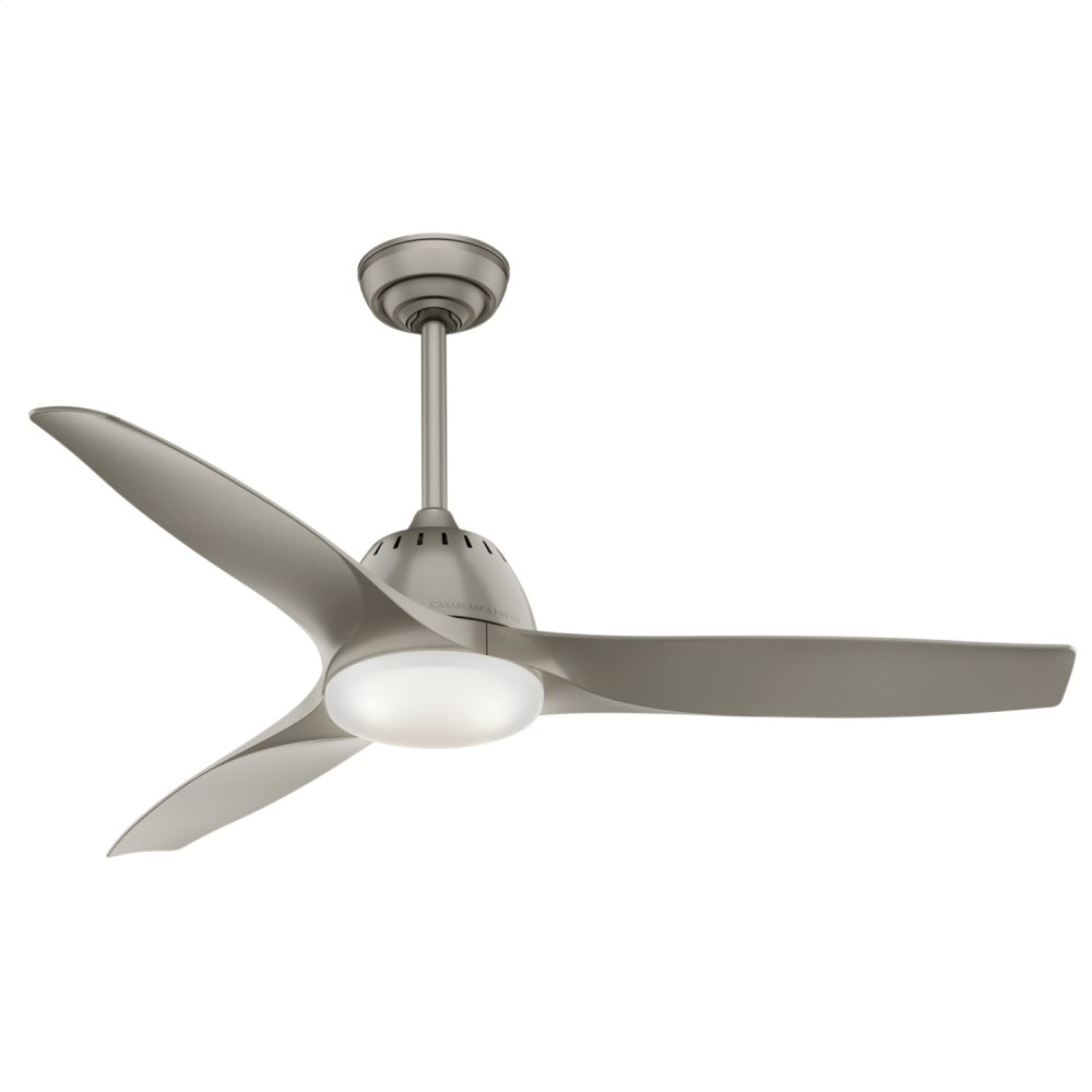 Wisp with LED Light 52 inch Ceiling Fan