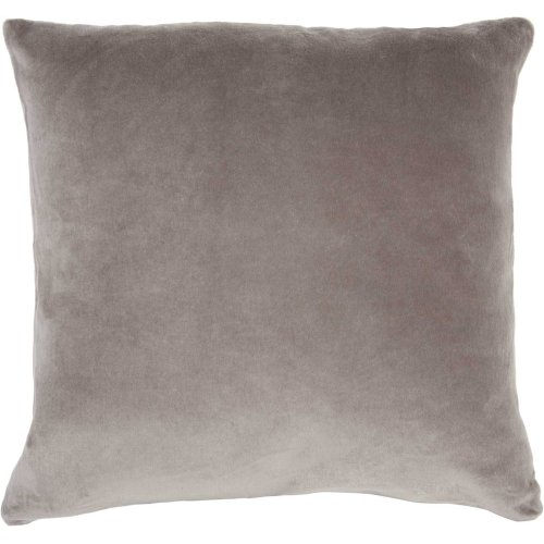 """Life Styles Ss900 Taupe 16"""" X 16"""" Throw Pillows"""