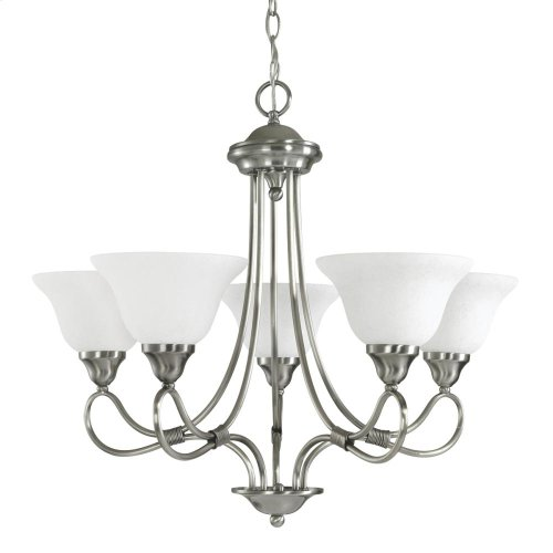 Stafford Collection Stafford 5 Light Chandelier AP