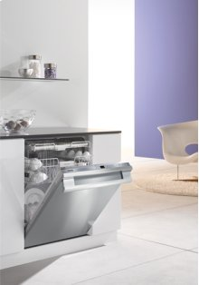 Prefinished, Fully-Integrated, Full-size Dishwasher***FLOOR MODEL CLOSEOUT PRICING***