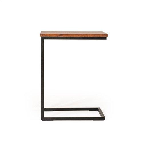 Modrest Turner Modern Aged Oak Side Table