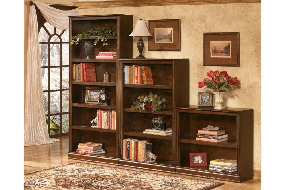 H52716ashley Furniture Medium Bookcase Westco Home Furnishings