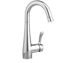 Quince 1-Handle Pull Down High Arc Bar Faucet  American Standard - Polished Chrome