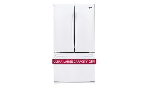 28 cu. ft. French Door Refrigerator