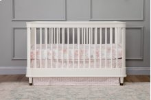 Warm White Tanner 3-in-1 Convertible Crib