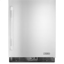 """24""""(w) Under Counter Refrigerator, Pro-Style® Stainless Handle"""