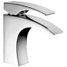 AB1586 Brushed Nickel Single Lever Bathroom Faucet