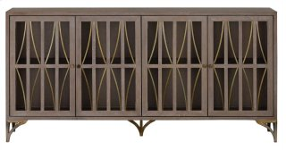 Lathan Credenza - 37h x 77w x 19d