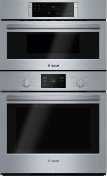 "500 Series 30"" Microwave Combination Oven 500 Series - Stainless Steel HBL57M52UC"