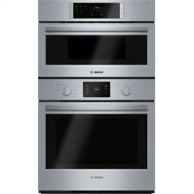 500 Series built-in double oven 30'' Stainless steel HBL57M52UC