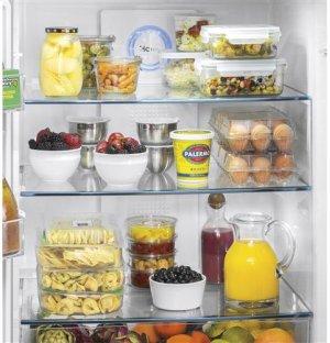 16.4-Cu.-Ft. Quad Door Refrigerator