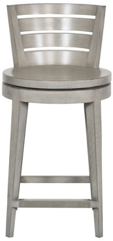 Hera Wood Counter Stool V339-CS