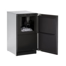 Modular 3000 Series 45 Cm Clear Ice Machine With Integrated Solid Finish and Field Reversible Door Swing (220-240 Volts / 50 Hz)