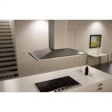 "42"" Anzio Island Hood, 600 CFM Blower, 5 Speed Levels, ICON Touch, ACT"