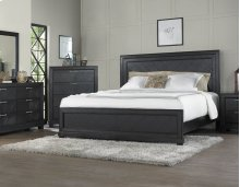 "Montana Queen Bed Footboard, Brown, 64""x2""x20"""