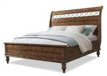 436-250 QBED Southern Pines Queen Bed Complete