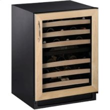 "Overlay Frame Field reversible 2000 Series / 24"" Wine Captain® / Dual Zone System"