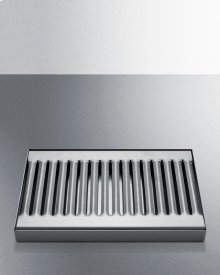 Stainless Steel Drip Tray for Beer Dispensers