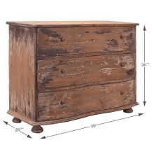 Coble Commode