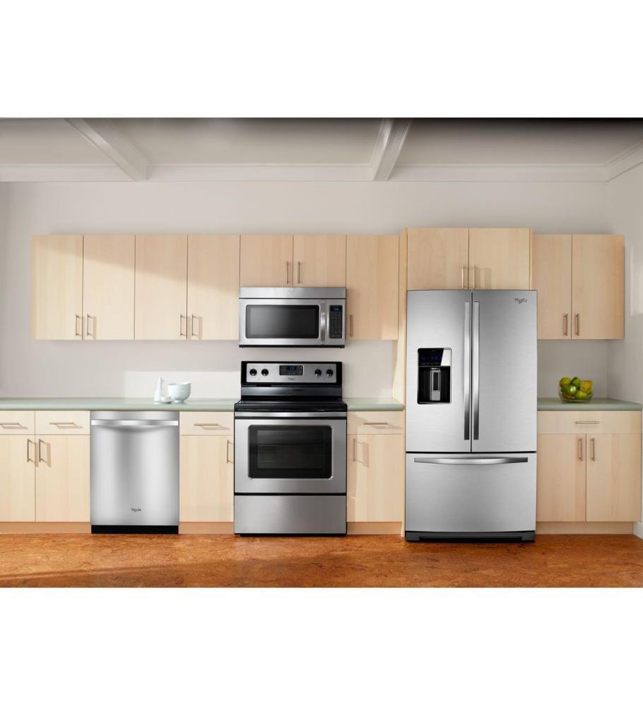Etonnant French Door Refrigerator With CoolVox Kitchen Sound System