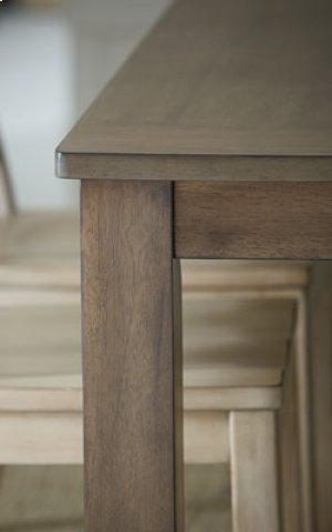 Brown Leg Table