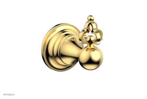 MAISON Robe Hook 163-76 - Satin Gold