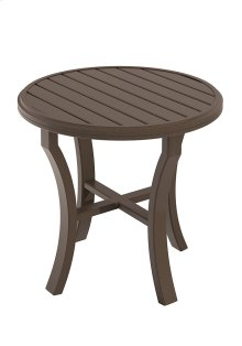 """Banchetto 30"""" Round Dining Table"""