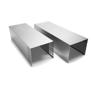 KITCHENAIDWall Hood Chimney Extension Kit - Stainless Steel