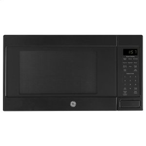 GE® 1.6 Cu. Ft. Countertop Microwave Oven - BLACK