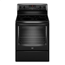 6.2 cu. ft. capacity electric range with Dual-Choice and Speed Heat elements