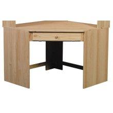 Pine Large Corner Desk