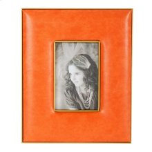 "AV37931  Hanley Orange 3x4"" Frame"