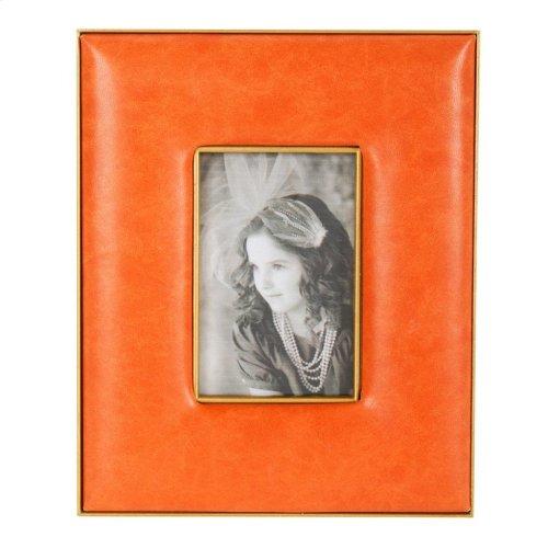 """AV37931  Hanley Orange 3x4"""" Frame"""