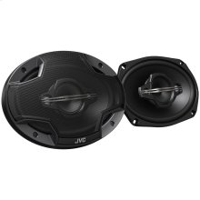 "HX Series Coaxial Speakers (6"" x 9"", 4 Way)"