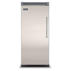 """Oyster Gray 36"""" Quiet Cool™ All Refrigerator - VIRB Tru-Flush™ (Left Hinge Door)"""