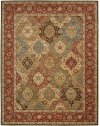 LIVING TREASURES LI03 MTC RECTANGLE RUG 7'6'' x 9'6''